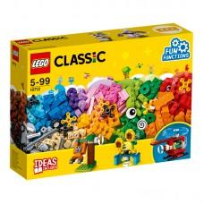 LEGO Classic Kaladėlės ir smagračiai 10712