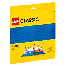 LEGO® Classic |  Mėlyna pagrindo plokštė| 10714