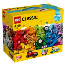 LEGO® Classic Besisukančios kaladėlės 10715