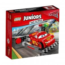 LEGO® Juniors | Žaibo Makvino greitasis startas | 10730