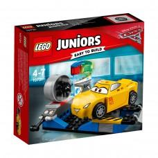 LEGO® Juniors | Cruz Ramirez lenktynių simuliatorius | 10731