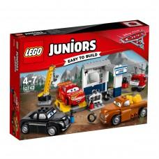 LEGO® Juniors | Šerifo autoservisas | 10743