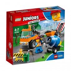 LEGO® Juniors | Kelių remonto sunkvežimis | 10750
