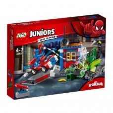 LEGO® Juniors | Žmogus voras ir Susirėmimas skorpionų gatvėje | 10754