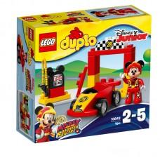 LEGO® DUPLO® Disney™ | Lenktynininkas Mikis | 10843