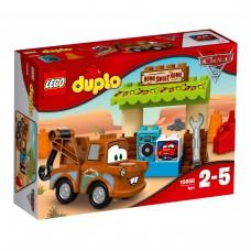 LEGO® DUPLO® & Disney Cars™ |  Bruolio pastogė | 10856