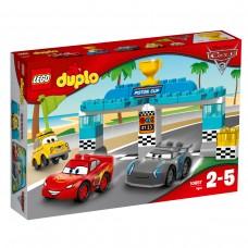 LEGO® DUPLO® & Disney Cars™ | Didžiojo veleno lenktynės | 10857