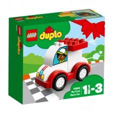 LEGO® DUPLO® Creative Play | Mano pirmasis lenktyninis automobilis| 10860