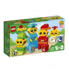 LEGO DUPLO Mano pirmosios emocijos 10861
