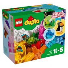 LEGO® DUPLO® Creative Play | Smagūs kūriniai | 10865