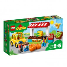 LEGO® DUPLO® Town | Ūininkų turgelis | 10867