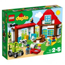 LEGO® DUPLO® Town | Nuotykiai ūkyje | 10869