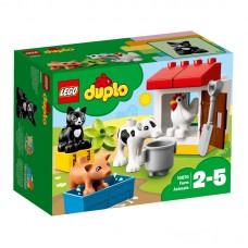 LEGO® DUPLO® Town | Ūkio gyvūnėliai | 10870
