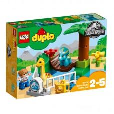 LEGO DUPLO JURASSIC | Dinozaurų parkas | 10879