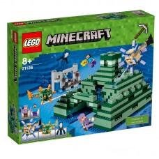 LEGO Minecraft | Vandenyno monumentas | 21136