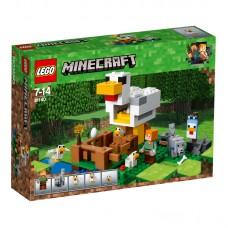 LEGO® Minecraft™ | Vištidė | 21140