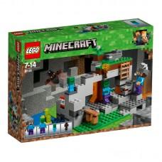 LEGO® Minecraft™ | Zombių ola | 21141
