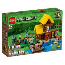 LEGO® Minecraft™ | Ūkio namelis | 21144