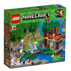 LEGO® Minecraft | Skeletų ataka | 21146