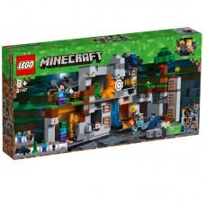 LEGO® Minecraft|Bedrocko nuotykiai  | 21147