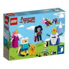 LEGO® Ideas Nuotykių metas 21308