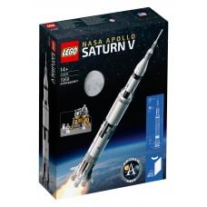 LEGO® Ideas | LEGO® NASA Apollo Saturn V | 21309 // 92176 ( lengvai įspausta pakuotė)