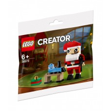 LEGO® Recruitment Bags | Kalėdų senelis | 30573