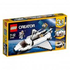 LEGO® Creator | Tyrinėjimo kosminis laivas | 31066