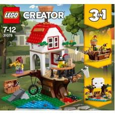 LEGO® Creator |  Beieškant lobių | 31078