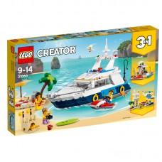 LEGO® Creator | Nuotykiai jūroje | 31083