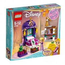 LEGO® Disney  | Rapunzel miegamas pilyje | 41156
