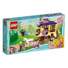 LEGO® Disney™ Auksaplaukės karieta 41157