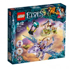 LEGO® Elves | Aira ir vėjo drakono giesmė | 41193