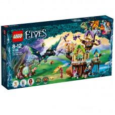 LEGO® Elves | Šikšnosparnių užpuolimas ant elfų žvaigždžių Medžio | 41196