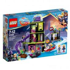 LEGO® DC Super Hero Girls™   Lena Luthor™ Kryptomite™ gamykla   41238