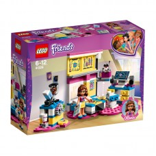 LEGO® Friends | Olivia prašmatnus miegamasis | 41329