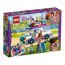 LEGO® Friends | Olivia užduočių automobilis | 41333