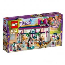 LEGO® Friends | Andrea Aksesuarų parduotuvė | 41344