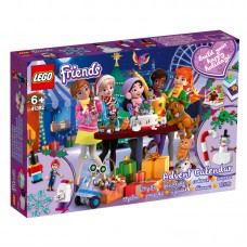 LEGO® Friends | LEGO® Friends advento kalendorius | 41382