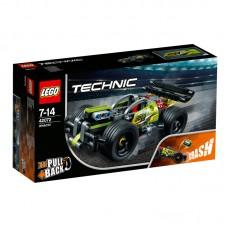 LEGO® Technic | Žalias lenktyninis automobis WHACK | 42072