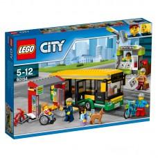 LEGO® City Town | Autobusų stotis | 60154
