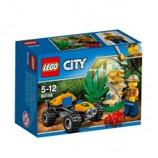 LEGO® City Jungle Explorers  Džiunglių bagis  60156