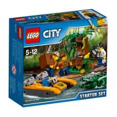 LEGO® City Jungle Explorers  Džiunglių rinkinys pradedantiesiems   60157