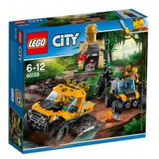 LEGO® City Jungle Explorers    Džiunglių visureigio užduotis   60159