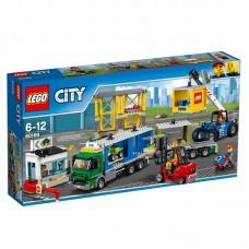 LEGO® City Town | Krovinių terminalas | 60169