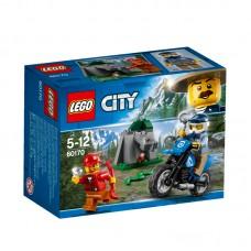 LEGO® City Police | Gaudynės bekelėje | 60170