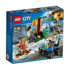 LEGO® City Police | Bėgliai kalnuose | 60171