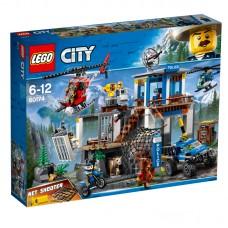 LEGO® City Police I Kalnų policijos nuovada I 60174