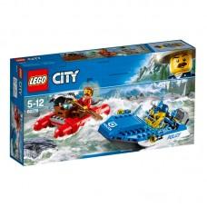 LEGO® City Police | Pabėgimas kalnų upe | 60176