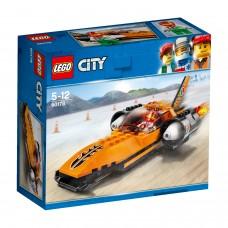 LEGO® City Great Vehicles | Automobilis greičio rekordininkas | 60178